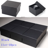 XMAS Gift Factory Price High Quality Fashion Casual Display Gift Box For Watches/Jewelry Bracelet/Bangle Wholesale Free P&P B003