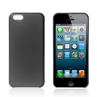 transparent matt case for iphone 5C ultra thin cover free screen protector free shipping