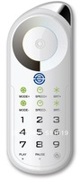 2.4G RF led   dimmer touch  remote,can controll different zones and  sycron function,with usb battery 3 years warranty