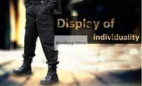 Tactical cargo pants SWAT trousers combat multi-pockets pants training overalls  men's cotton pants M-XXL size free shipping
