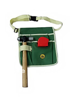 Polyester Carpenter's Tool Belt , Tool Apron With  4 Pocket