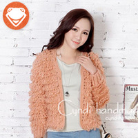 2013 autumn women's circle design short clothing faux short jacket cardigan