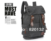 2013 New Fashion Designer Vintage Backpack Outdoor Hiking Backpacks Travel Camping Street Backpacks Shoulder Bag For Men Women