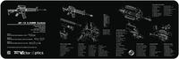 вектор оптике 9 pc высокого конца оружейник удар контактный комплект пушки ремонт латуни из нержавеющей стали набор съемки аксессуары