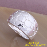 925-RG106 Free Shipping 925 Silver Snakeskin Ring For Women Wedding Accessories Birthday Gifts Wholesale Jewelry Supplies