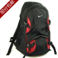 Middle school students school bag double-shoulder male backpack bag casual Men bag travel bag male backpack