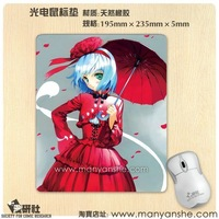 Mp12-83 mouse pad dress touhouproject zun