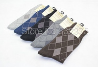 Free shipping 2013 new arrival rabbit wool men sockshigh quality  supernova sale autumn and winter thicken formal male socks