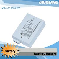 1800MAH Digital battery replacement for EOS Canon 600D 550D LP-E8 LC-E8C BG-E8 LP-E8