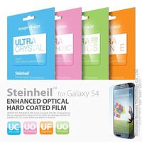 1 Pack SPIGEN SGP Screen Protector Steinheil Ultra Series For Samsung Galaxy S4 i9500- Crystal / Oleophobic / Fine / Optics
