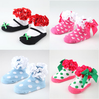 Free Shipping Cbl slip-resistant newborn three-dimensional socks baby socks baby socks 0-1 year old kid's socks 308091