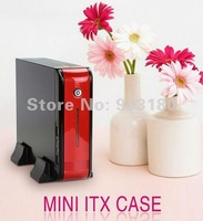 Hot MINI ITX case nettop AMD N330 Dual Core 2.3GHz RS880M+SB820M WIFI 1080P HDMI MINI PC 8G DDR 3 / 1TB HD, support 64 bits os