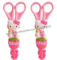 10pcs/lot Korean Hello Kitty scissors with 10pcs/lot