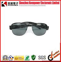 free shipping  1280 x 720 Ultra-thin  Sunglasses Camera Eyewear with 5.0MP Camera