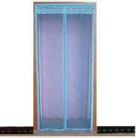 Mosquito curtain quality screen door magnetic buckle magnetic stripe screen door window stripe mosquito magnetic soft screen