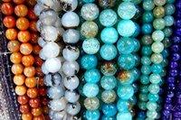 8MM Loose Agate Semi-Precious stone Beads,Strand 16''L=38cm/Strand