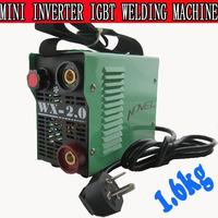 Better than ZX7160 welder New Protable DIY Mini IGBT inverter DC MMA welding machine/welding equipment suitable 2.0 electrode