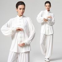 Free shipping, Fall/winter women's Crystal kung fu sets