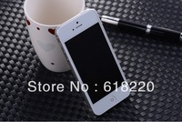 Freeshipping 4.0 inch  MTK6515 CPU FHD i5 5S 1:1 dual os 800*480 Multi capacitive touching GPS android4.2 smart cell phone
