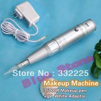 Wholesale~~35000r Import Permanent Make up Machine Best Tattoo Permanent Makeup Pen Supply