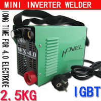 Better than ZX7250 welder New Protable DIY Mini IGBT inverter DC MMA welding machine/welding equipment suitable 4.0 electrode