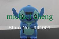 Cartoon 3D Stitch Soft Silicone Case for LG OPTIMUS L7 P705  MOQ 1PC