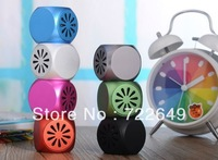 NEW Portable USB Mini Sports MP3 Player Speaker TF SD Card With FM Radio 20pcs free shipping