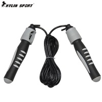 Counting Jump Rope / Professional Adjustable Skipping Rope (Rope 2.8M) .Free Shipping#QJ-RP21