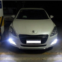 The mark 508 deluxe edition lights car daytime running lights led lighting fog lamp p13w  free free