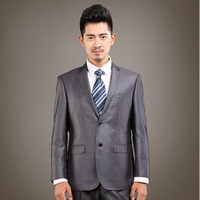 Quinquagenarian men's clothing male 2013 autumn suits blazer suit male version of thin work wear