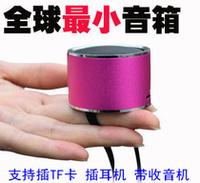 K-29 portable mini card speaker band fm radio mini speaker mp3 player walkman