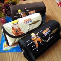 Naruto big capacity multi-layer pencil case boys pencil case stationery box