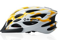 Free shipping! 28 holes very soft  riding helmets fashion mountain bicycle helmet super light high quality yellow