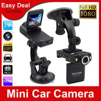 K2000 Car DVR Camcorder 2.0 TFT LCD Screen Full HD 1080P HDMI Wide Angle Night Vision Vehicle Black Box Free Shipping
