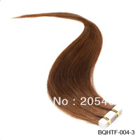Tape In Brazilian Remy Hair Extensions-30 peice set -Ships from Qingdao