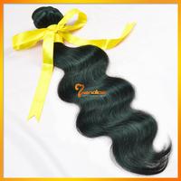 Hot Selling Queen Hair 5a Unprocessed Virgin100% Brazilian Water Wave Weave 4pcs Mix Lot 100% Human Hair Weaving Free Shipping