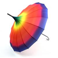 Pagoda umbrella personalized long-handled umbrella vintage royal princess umbrella