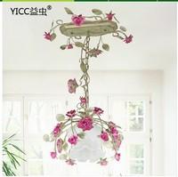Continental Light Garden Lights Lawn Light balcony / hallway lighting FV8020-1 iron chandelier