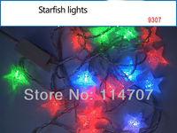 5pcs/lot New Arrival 220V EU Plug RGB 4M 20 LED Light Strip For Chrismas Tree Decoration, Free Shipping