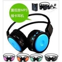 Card earphones headset wireless earphones card earphones sd mp3
