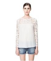 Женские блузки и Рубашки , Bowtie , W563