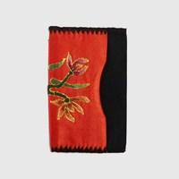 Handmade embroidery suzhou embroidery seed silk card stock technology gift souvenir-SX-134