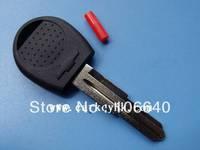 30pcs/lot Newest Chevrolet Evio transponder key case shell ,blank , Left key blade