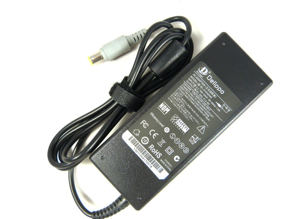 For Lenovo ThinkPad T530i T500 T520i W530 W701 W520 W710 W510 W700 W500Delippo Original 20V 4.5A Laptop AC Adapter Power Charger(China (Mainland))