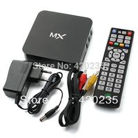 MX XBMC Android TV Box Dual Core 1G RAM 8G Amlogic 8726 HDMI WiFi DLNA Google Smart TV Mini PC 1080P TV With Remote Controller