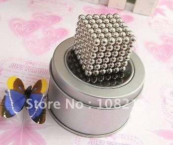 little magnetic balls bucky ball popular 3-D Puzzle Jigsaw puzzle Permanent Magnet buckyball magnets 5MM 216pcs/set ETP-BA001