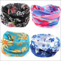 Outdoor bandanas collars variety magic scarf ride bicycle bandanas anti-uv seamless bandanas