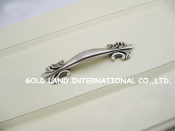 96mm Free shipping zinc alloy Cabinet Drawer Kitchen Pull Handle Door Wardrobe handl