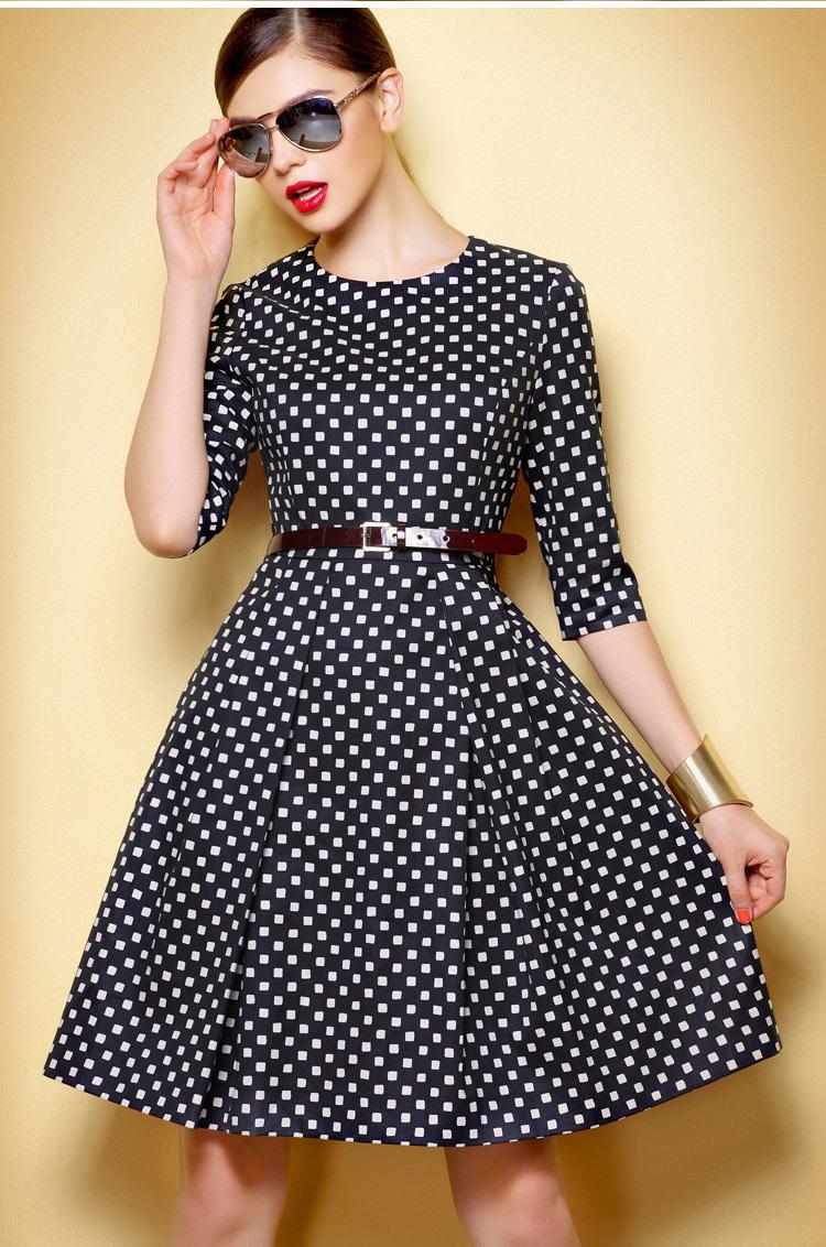 Modelos de vestidos 2013 casuales