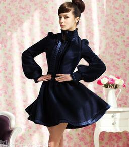 Женская одежда из шерсти Y.L Fashion